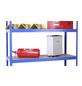 SZAGATO Weitspannregal, LxBxH: 80 x 150 x 280 cm, Blau-Thumbnail