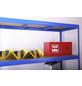 SZAGATO Weitspannregal, Stahl, blau, 4 Fachböden-Thumbnail