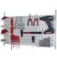 DIY ELEMENT SYSTEM Werkzeug-Lochwand, Stahl, , 0 Fachböden-Thumbnail