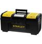 STANLEY Werkzeugbox »Basic«, BxHxL: 48,6 x 26,6 x 23,6 cm, Kunststoff-Thumbnail