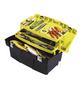 STANLEY Werkzeugbox »Mega«, BxHxL: 49,5 x 26,5 x 26,1 cm, Kunststoff-Thumbnail