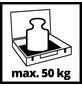 EINHELL Werkzeugkoffer »E-Box L70/35«, Kunststoff, unbestückt (leer)-Thumbnail