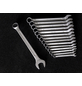 FAMEX Werkzeugkoffer »FAMEX 136-29«, Kunststoff, bestückt, 197-teilig-Thumbnail
