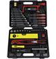 FAMEX Werkzeugkoffer »FAMEX 145-FX-48«, Kunststoff, bestückt, 130-teilig-Thumbnail