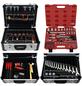 FAMEX Werkzeugkoffer »FAMEX 420-21«, Metall, bestückt, 66-teilig-Thumbnail