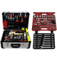 FAMEX Werkzeugkoffer »FAMEX 720-24«, Metall, bestückt, 124-teilig-Thumbnail