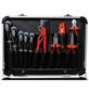FAMEX Werkzeugkoffer »FAMEX 723-47«, Kunststoff, bestückt, 170-teilig-Thumbnail