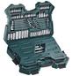 BRUEDER MANNESMANN WERKZEUGE Werkzeugkoffer »Green Line« 215-teilig, Schlüsselgröße: 6,3 - 32 mm-Thumbnail
