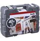 KWB Werkzeugkoffer, Kunststoff, bestückt, 40-teilig-Thumbnail