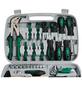 BRUEDER MANNESMANN WERKZEUGE Werkzeugkoffer »M29057«, Kunststoff, bestückt, 57-teilig-Thumbnail
