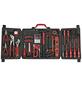 BRUEDER MANNESMANN WERKZEUGE Werkzeugkoffer »M29065«, Kunststoff, bestückt, 60-teilig-Thumbnail