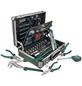 BRUEDER MANNESMANN WERKZEUGE Werkzeugkoffer »M29067«, Aluminium, bestückt, 90-teilig-Thumbnail