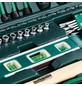 BRUEDER MANNESMANN WERKZEUGE Werkzeugkoffer »M29084«, Kunststoff, bestückt, 86-teilig-Thumbnail