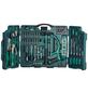 BRUEDER MANNESMANN WERKZEUGE Werkzeugkoffer »M29085«, Kunststoff, bestückt, 89-teilig-Thumbnail