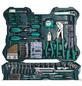 BRUEDER MANNESMANN WERKZEUGE Werkzeugkoffer »M29088«, Kunststoff, bestückt, 303-teilig-Thumbnail
