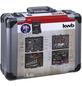 KWB Werkzeugkoffer, Metall, bestückt, 99-teilig-Thumbnail