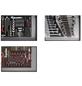 GEDORE RED Werkzeugsatz »MECHANIC«, Stahl, bestückt, 129-teilig-Thumbnail