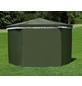 PROMADINO Wetterschutzumhang, BxHxT: 450 x 172 x 1 cm, grün, Polyethylen (PE)-Thumbnail