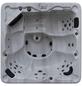 American Spa Whirlpool »AmericanSpa Alabama«, 211 x 82 x 211 cm, grau, 5 Sitzplätze-Thumbnail