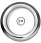 OTTOFOND Whirlpool »Cascade«, für 1 Person, BxTxH: 140 x 140 x 43 cm-Thumbnail