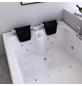 HOME DELUXE Whirlpool, für 2 Personen, B x T x H: 180 x 120  x  65 cm-Thumbnail