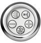 OTTOFOND Whirlpool-Komplettset, für 1 Person, BxTxH: 75 x 170 x 44,5 cm-Thumbnail