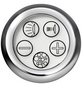 OTTOFOND Whirlpool-Komplettset »Galia II Mod. B«, für 2 Personen, BxTxH: 135 x 175 x 50 cm-Thumbnail