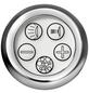OTTOFOND Whirlpool-Komplettset »Galia II Mod. B «, für 2 Personen, BxTxH: 135x175x50 cm-Thumbnail
