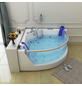 HOME DELUXE Whirlpoolwanne für 2 Personen, BxTxH: 141x141x62 cm-Thumbnail