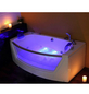 HOME DELUXE Whirlpoolwanne für 2 Personen, BxTxH: 175x85x60 cm-Thumbnail