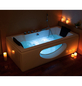 HOME DELUXE Whirlpoolwanne für 2 Personen, BxTxH: 180x90x55 cm-Thumbnail