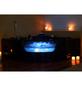 HOME DELUXE Whirlpoolwanne, für 3 Personen, B x T x H: 157 x 157  x  65 cm-Thumbnail