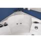 HOME DELUXE Whirlpoolwanne, für 3 Personen, BxTxH: 135 x 135 x 65 cm-Thumbnail