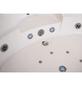 HOME DELUXE Whirlpoolwanne, für 3 Personen, BxTxH: 157 x 157 x 65 cm-Thumbnail