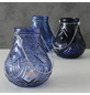 BOLTZE Windlicht »Arvid«, blau-Thumbnail