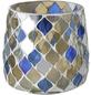 BOLTZE Windlicht »Horya«, bunt, Glas-Thumbnail