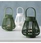 BOLTZE Windlicht »Ilvie«, bunt, Bambus-Thumbnail