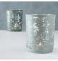 BOLTZE Windlicht »Jouy«, salbeigrün, Glas-Thumbnail