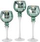 BOLTZE Windlicht »Manou«, salbeigrün, Glas-Thumbnail