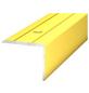 CARL PRINZ Winkelprofil Alu gold 2700 x 24,5 x 20 mm-Thumbnail
