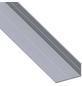 alfer® aluminium Winkelprofil Alu silber 1000 x 53,6 x 29,5 x 2,4 mm-Thumbnail