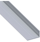 alfer® aluminium Winkelprofil Alu silber 2500 x 53,6 x 29,5 x 2,4 mm-Thumbnail