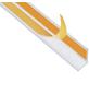 GAH ALBERTS Winkelprofil Alu weiß 2600 x 20 x 20 x 1,5 mm-Thumbnail