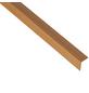 GAH ALBERTS Winkelprofil Kunststoff buche dunkel 2600 x 20 x 20 x 1 mm-Thumbnail
