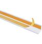 GAH ALBERTS Winkelprofil Kunststoff weiß 2600 x 30 x 30 x 1,1 mm-Thumbnail