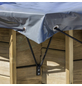 GRE Winterabdeckplane »Winterabdeckplanen für Echtholzpools«, B x L: 512 x 712 cm-Thumbnail
