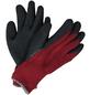 MR. GARDENER Winterhandschuh, rot/schwarz, Latexbeschichtet-Thumbnail