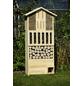 DOBAR XXL Insektenhotel-Wand mit Igelhaus-Thumbnail