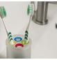 TIGER Zahnbürstenhalter »Boston«, Edelstahl/Glas, edelstahlfarben-Thumbnail