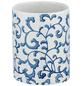 WENKO Zahnputzbecher, Keramik, blau, rund-Thumbnail